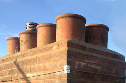 Chimney Repairs and Lead Work