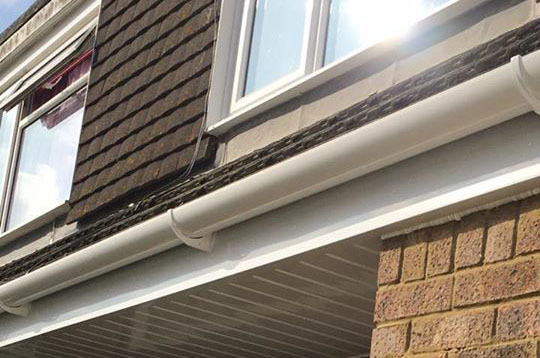 uPVC Roofline and Cladding